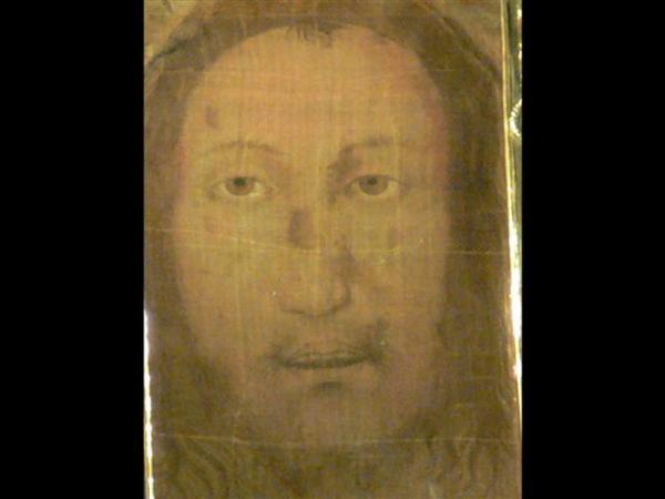 Die Bilder des Antlitzes von Manoppello